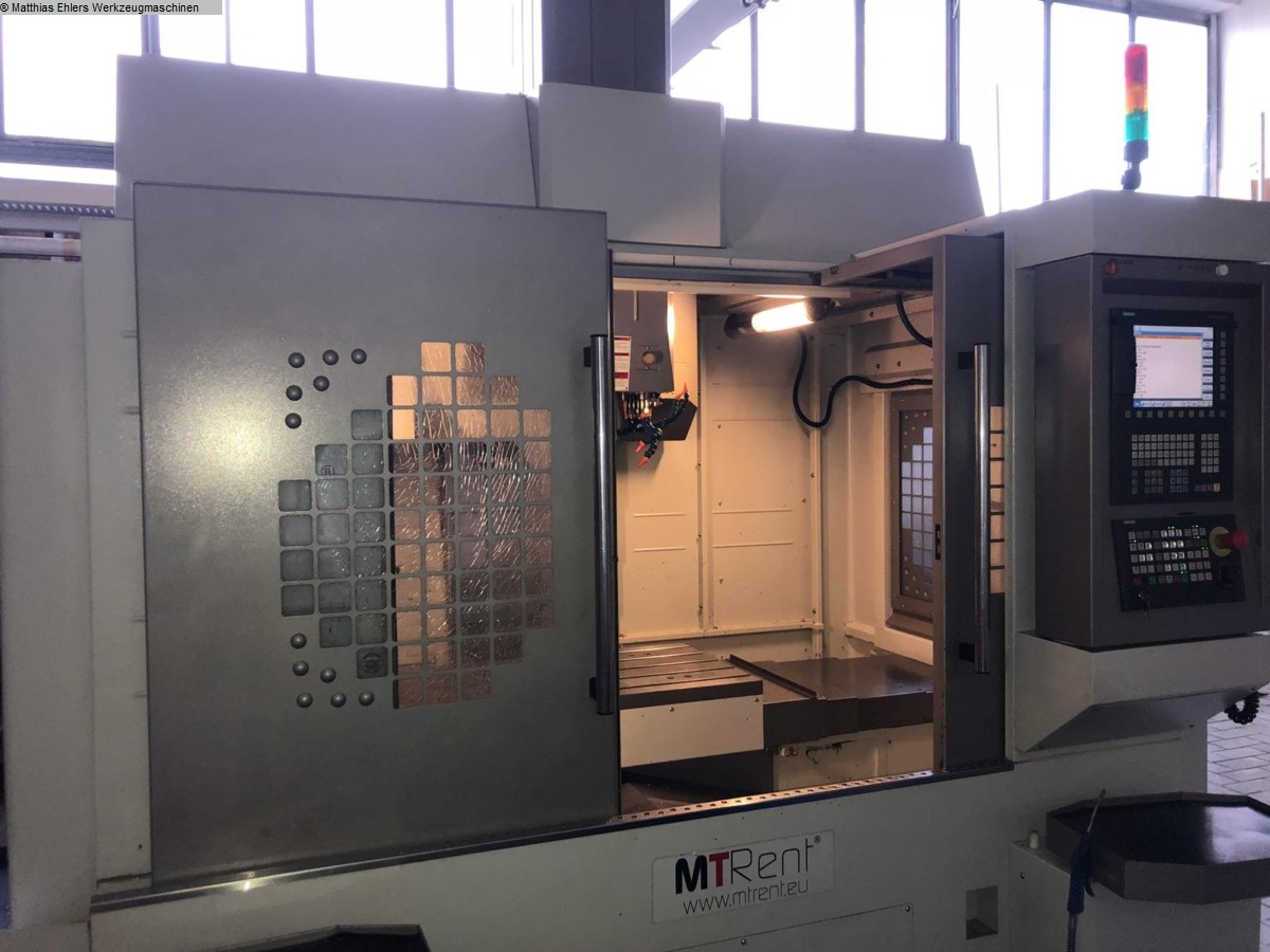 used Machining Center - Vertical MTRent Vcut 85