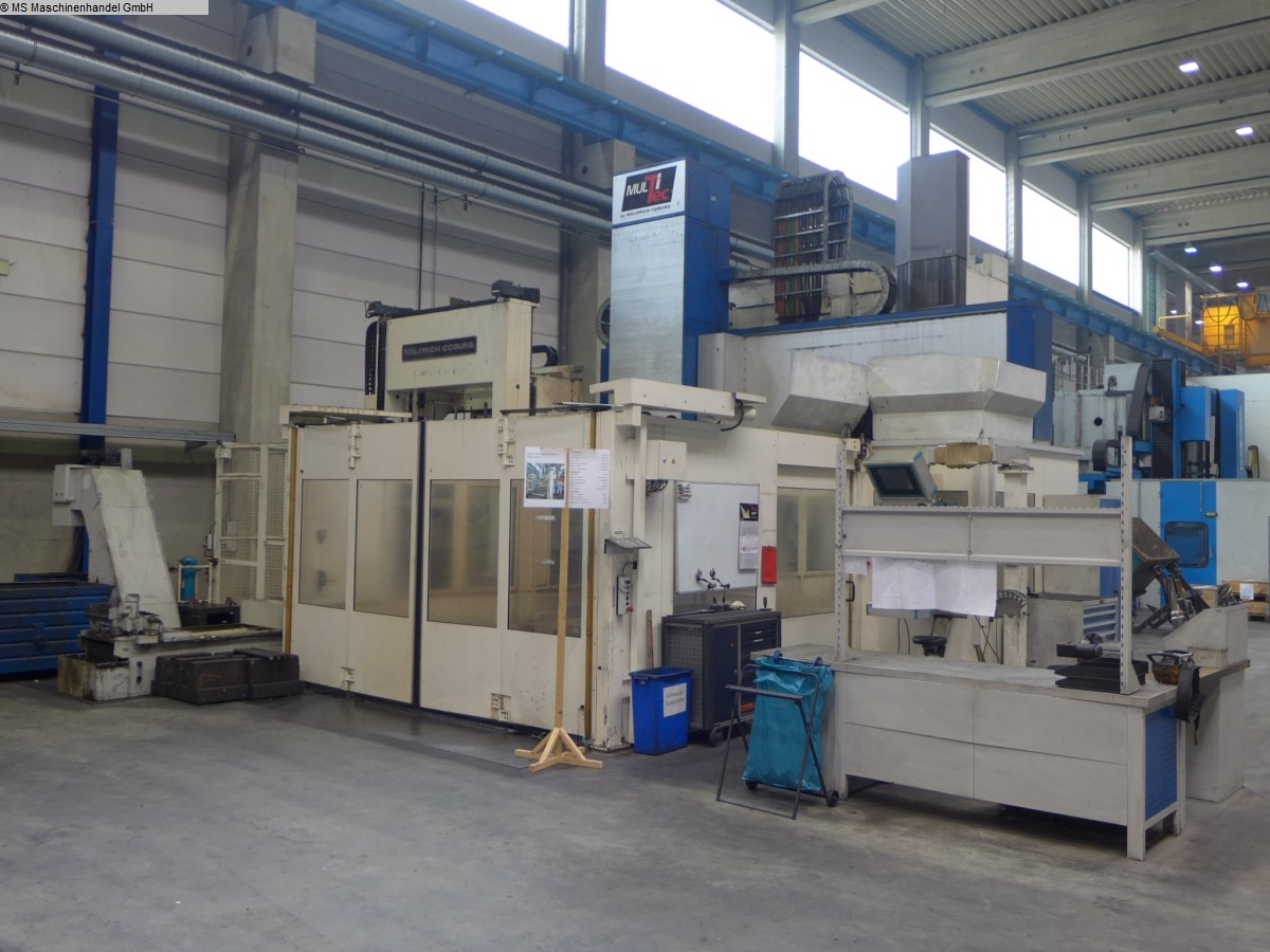 gebrauchte  Portal - Bearbeitungszentrum WALDRICH-COBURG MULTITEC 2500 AP