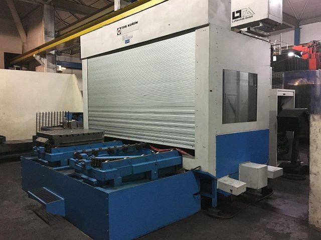 used  Machining Center - Universal TOS KURIM FSQ 100