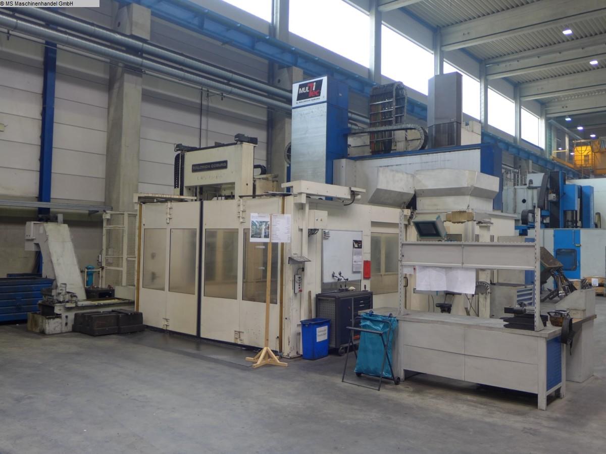 used  Portal - Machining Center WALDRICH-COBURG MULTITEC 2500 AP
