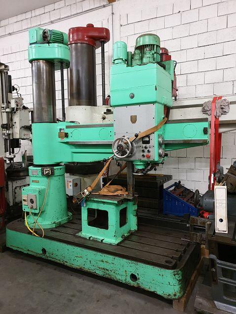 used  Radial Drilling Machine STANKO 2H55