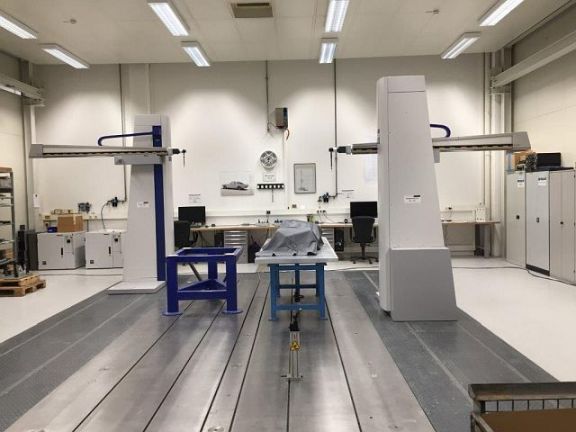 used Other Metal Processing Coordinate Measuring Machine ZEISS PRO