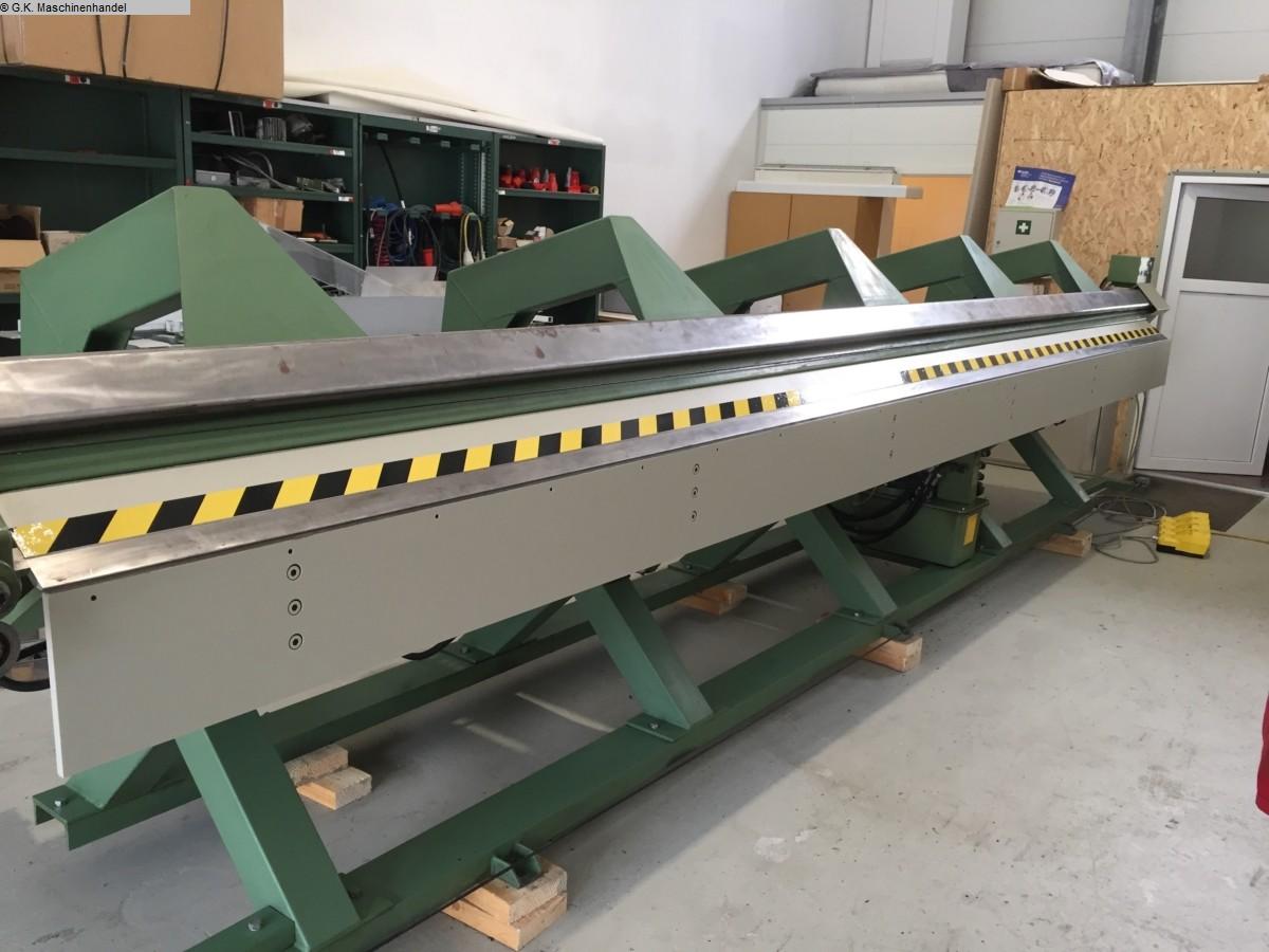 gebrauchte Blechbearbeitung / Scheren / Biegen / Richten Abkantmaschine FURRER MUELLER 6.1,25