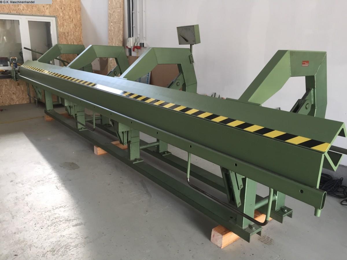 gebrauchte Blechbearbeitung / Scheren / Biegen / Richten Abkantmaschine JORNS    (Verkauft) 6.1,25