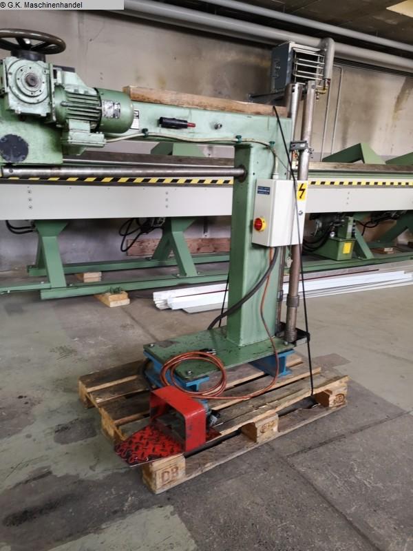 used  bending machine horizontal Prinzing RFZ - 10