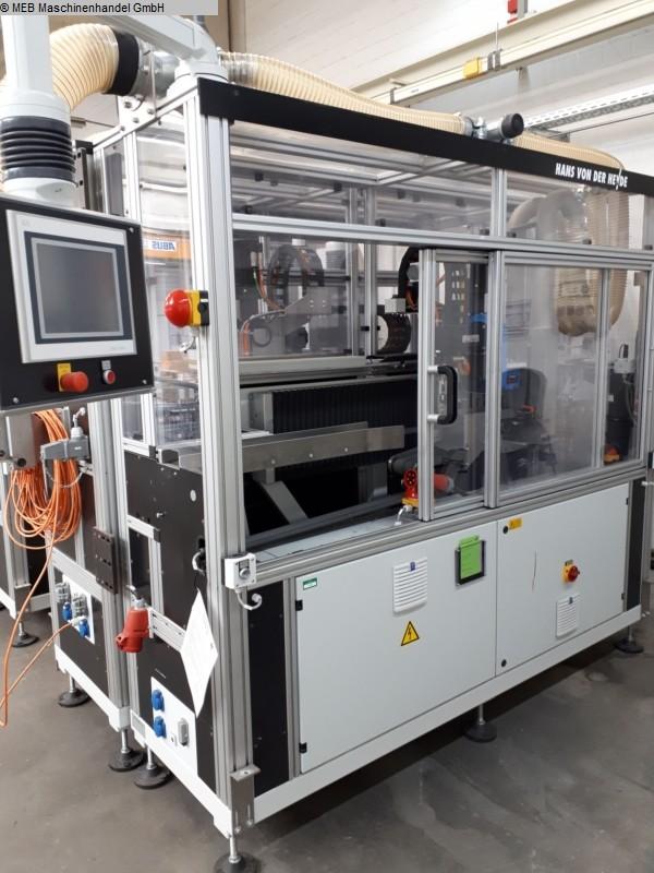 used Cutting Cutting machines HANS VON DER HEYDE Mitlaufende Saege MA Move
