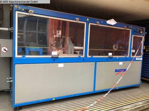gebrauchte Gummiverarbeitungsmaschinen Schneidmaschinen BASTON TSQ-P-503-100