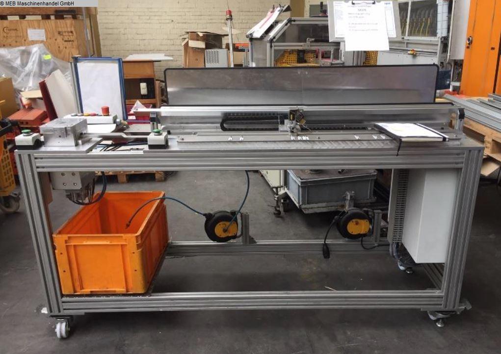 gebrauchte Gummiverarbeitungsmaschinen Schneidmaschinen Haeuser Vorrichtungsbau Stanzvorrichtung WABS