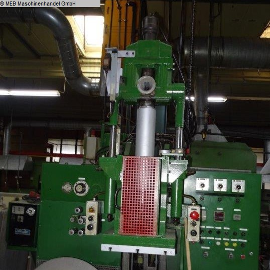 used Injection Moulding Injection-moulding machine (rubber) REMAK-Keil GmbH ESM 30-SP