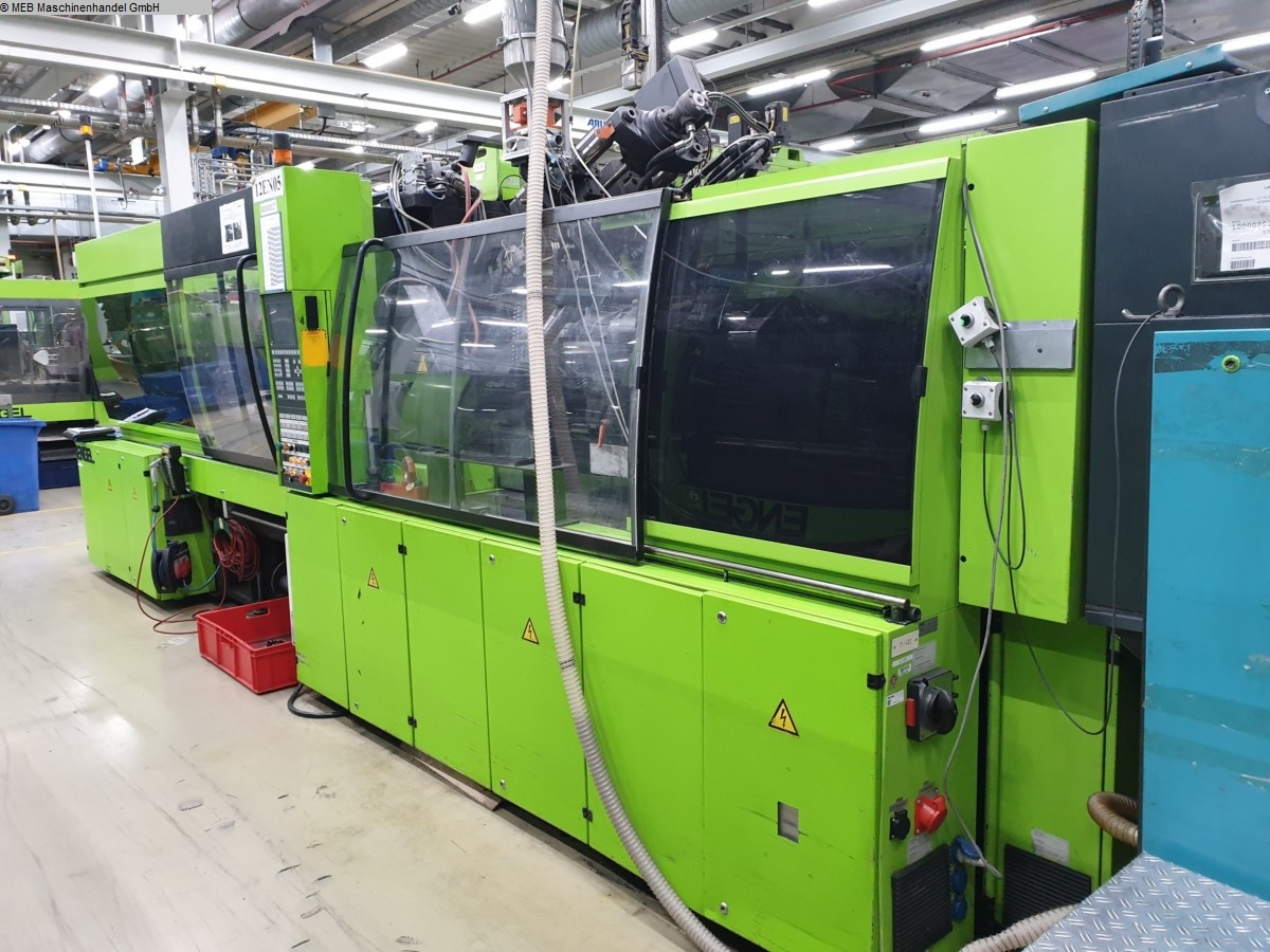 used Injection Moulding Injection-moulding machines (plastic) ENGEL ES 750/200 W/250 HL 2F