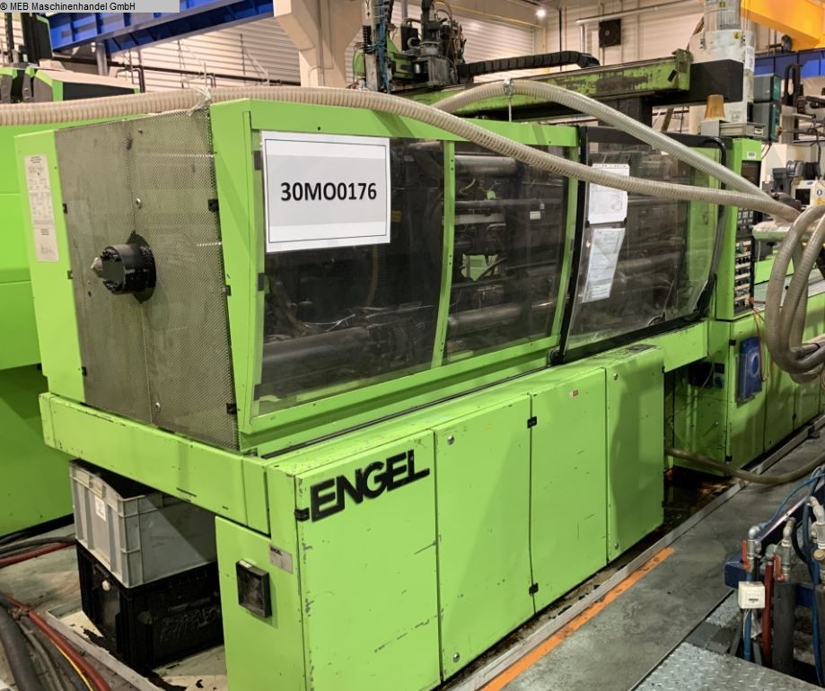 used Injection Moulding Injection-moulding machines (plastic) ENGEL ES 700 / 175 STND