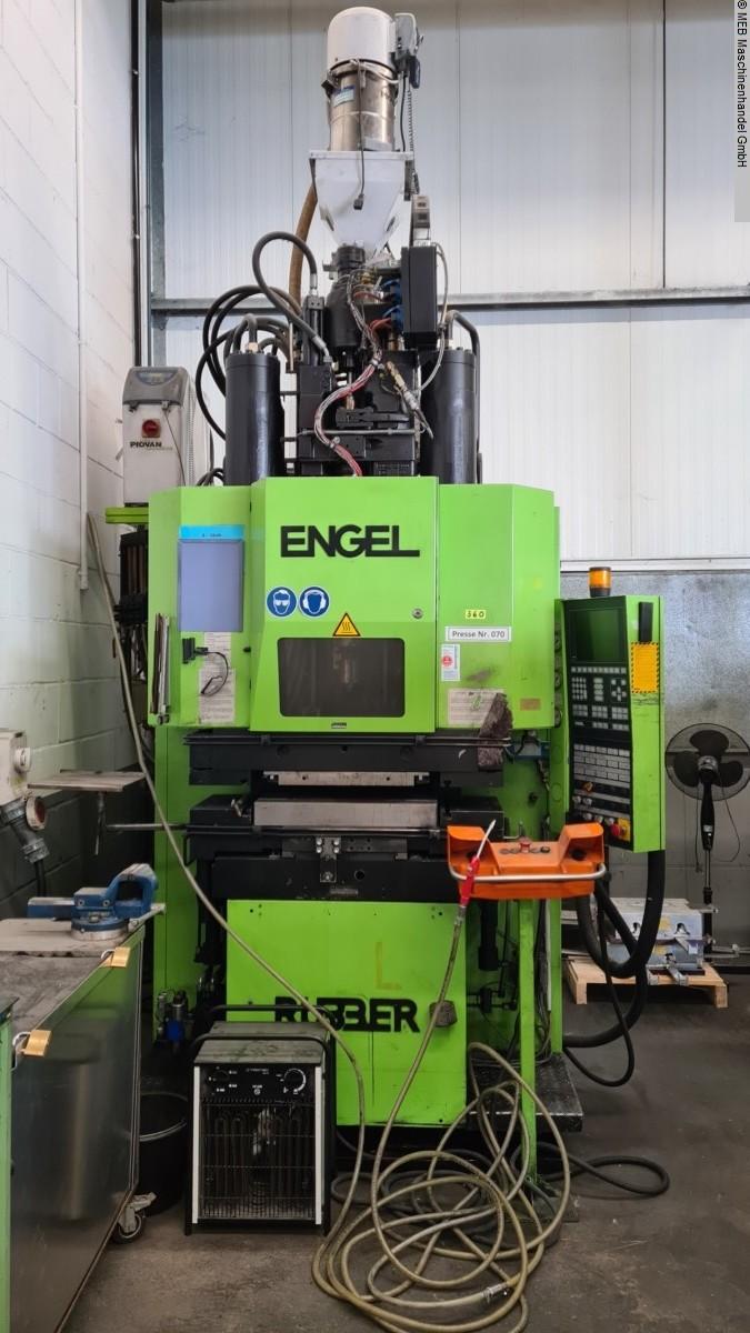 used Injection Moulding Injection-moulding machine (rubber) ENGEL ES 200/45 VTHL Rubber