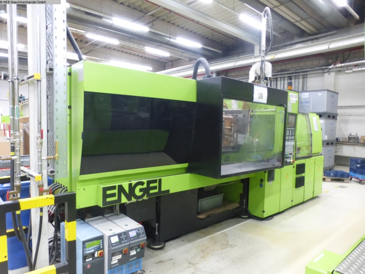used Injection Moulding Injection-moulding machines (plastic) ENGEL VC 80H/80L / 130 Combi