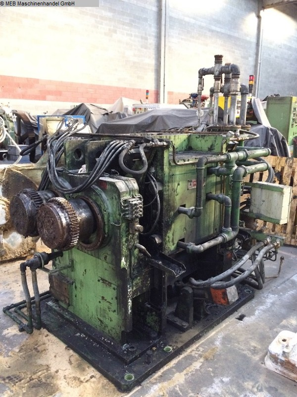 used  Mixer POMINI-FARREL PX 80