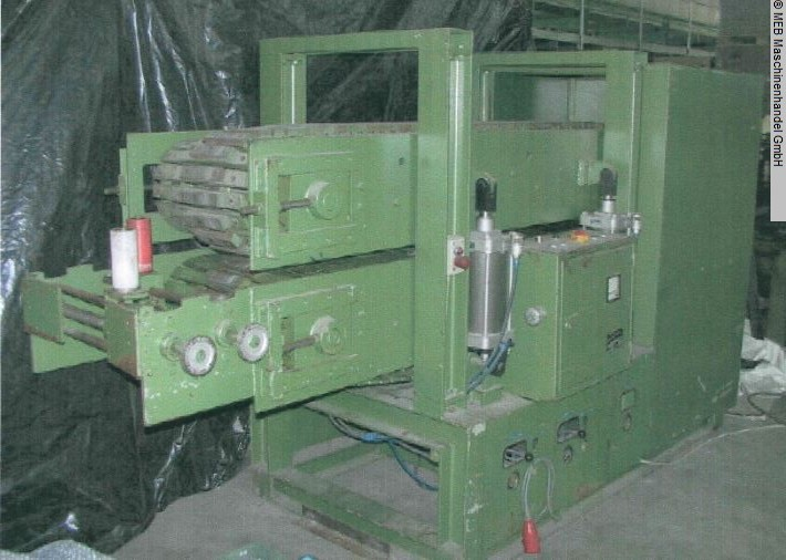 used Miscellaneous Miscellaneous Piller Stollenabzug 150x2000