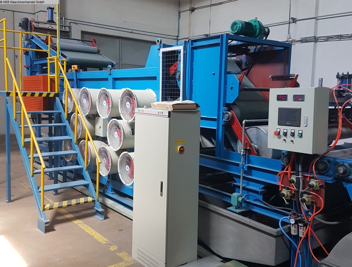 used Production Lines Plants, complete RSL 6000