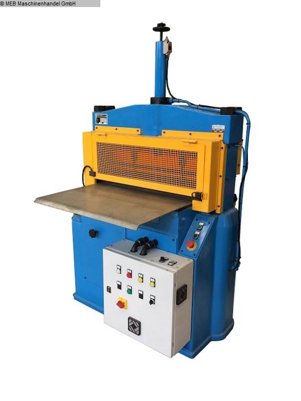 used Rubber processing Cutting machines Pugno Plattenschneidmaschine  C926