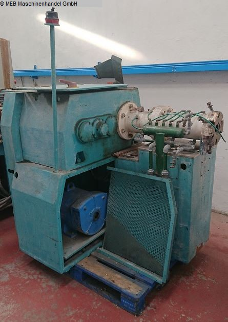 used Rubber processing Rubber Extruder BANDERA 60er x 11D