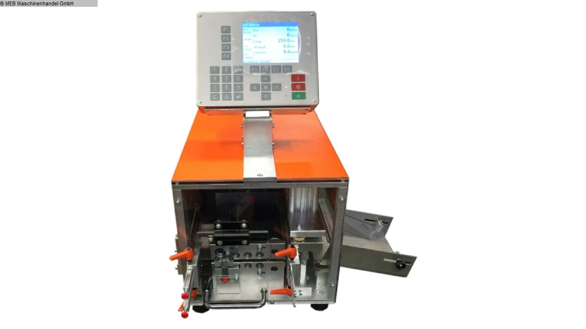 gebrauchte Schneidmaschinen MEB SM 15/130