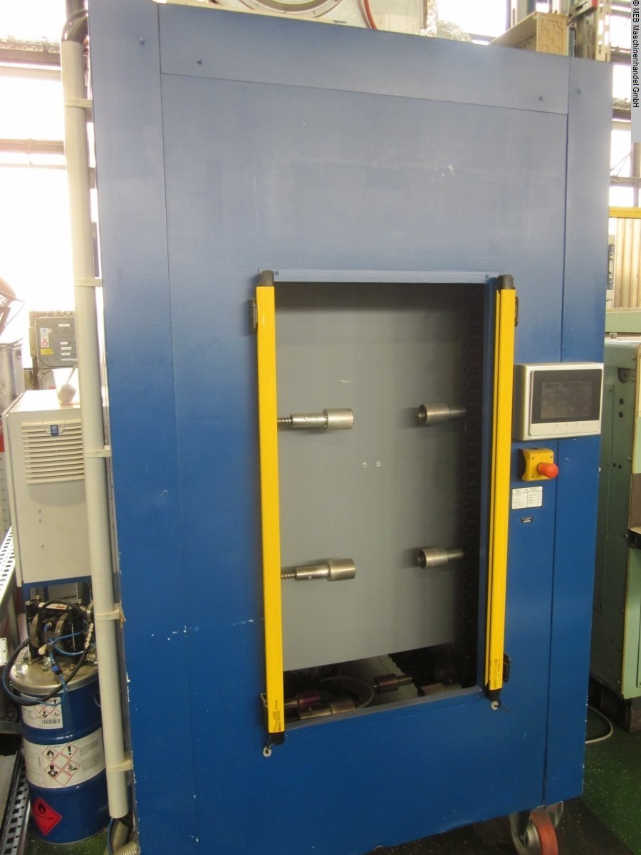 gebrauchte Sonstiges Sonstiges SAS Sondermaschinen BA-SP/HE Beschichtungsautomat
