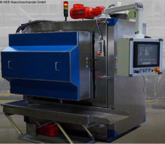 gebrauchte Sonstiges Sonstiges TS Testingservice GmbH Trommel-Strahlanlage CT 500