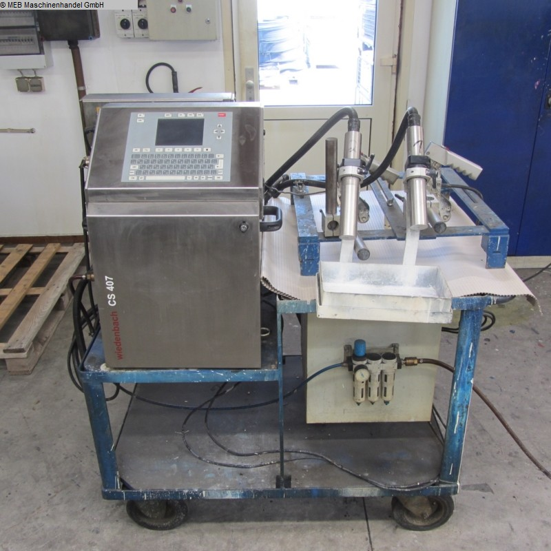 gebrauchte Sonstiges Sonstiges Wiedenbach Tintenstrahldrucker CS 407
