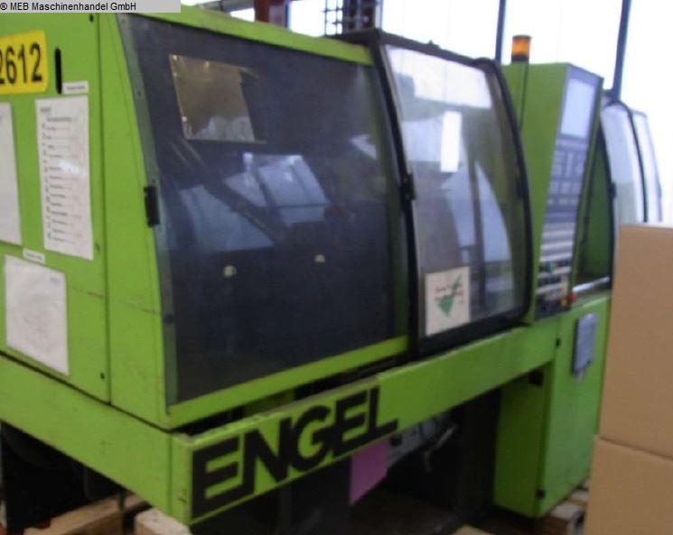 gebrauchte Spritzguß Spitzgussmaschinen (Kunststoff) ENGEL ES 80/25 HLS