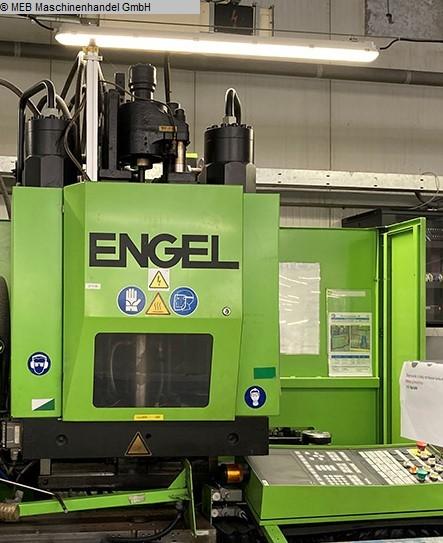 gebrauchte Spritzguß Gummi-Spritzgussmaschine ENGEL ES 200V/45 VT-Elast
