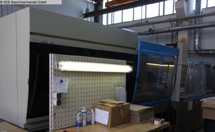 gebrauchte Spritzguß Spitzgussmaschinen (Kunststoff) ENGEL ES 1350/275 HL
