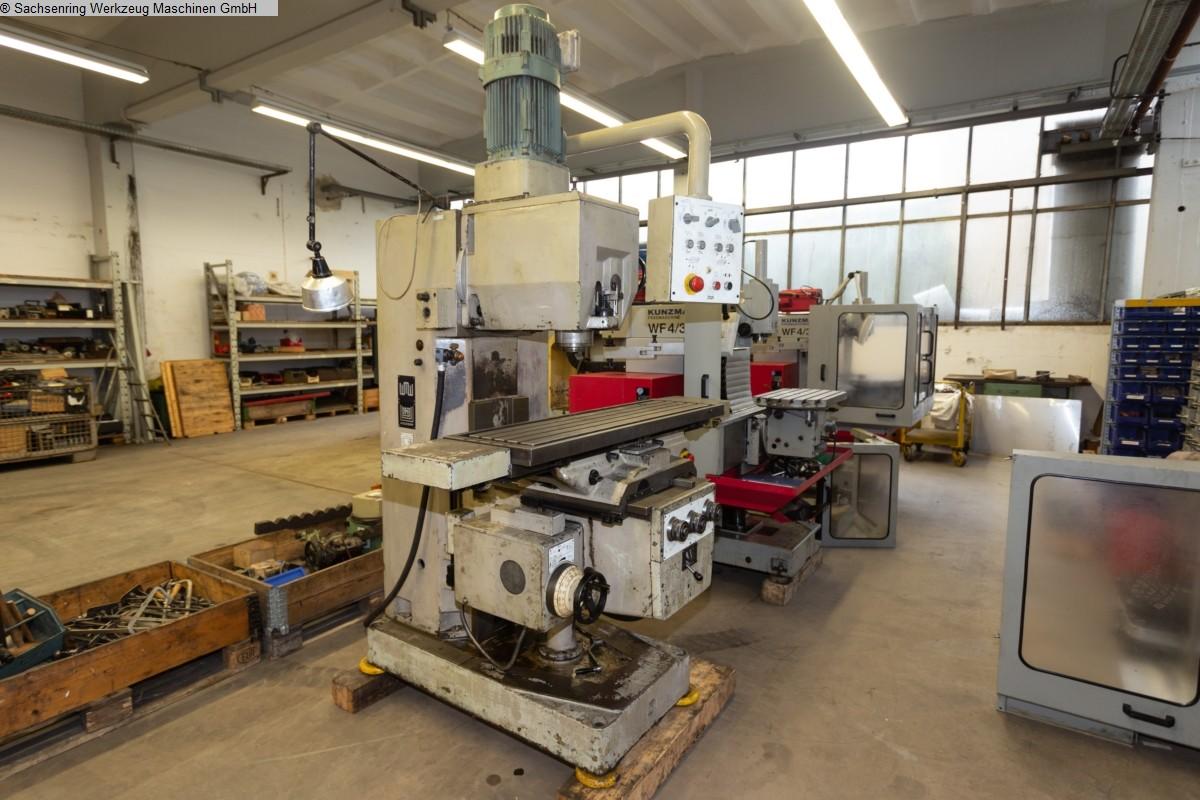 gebrauchte Maschine Fräsmaschine - Vertikal WMW-HECKERT FSS 250 x 1000 V