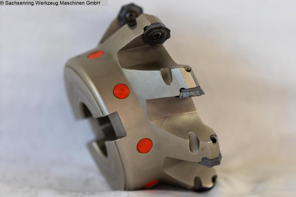 used  Cutters Inntool Messerkopf PO 125.001