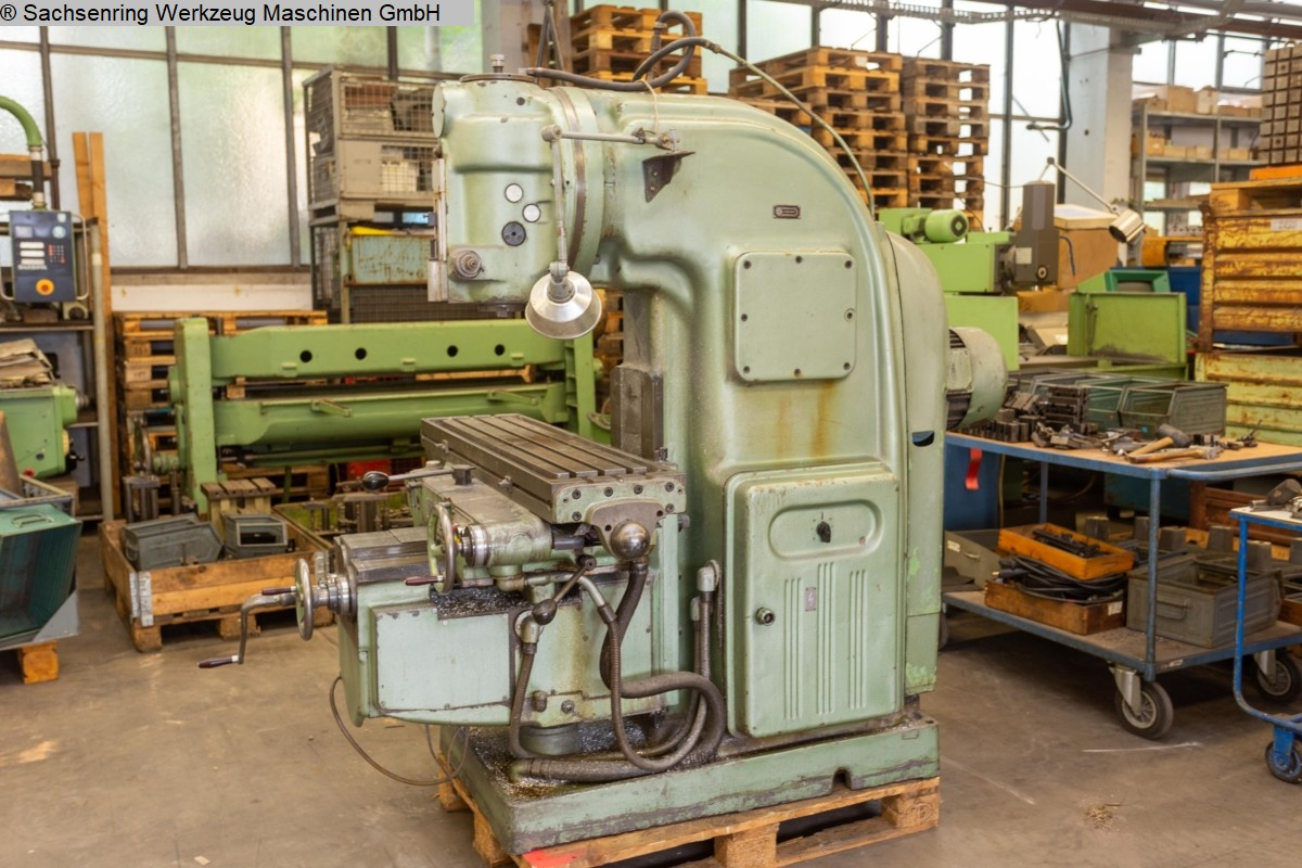 used  Milling Machine - Vertical STANKO 6M12
