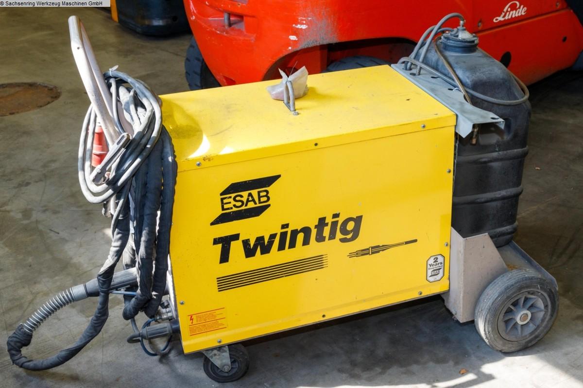 used  WIG-Welder ESAB DTB 250 AC-DC