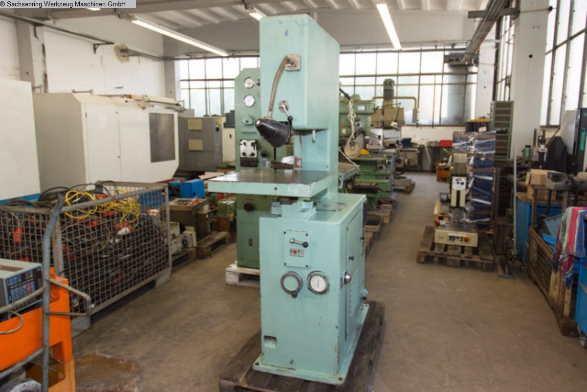 used Band Saw - Vertical STANKO 8A531