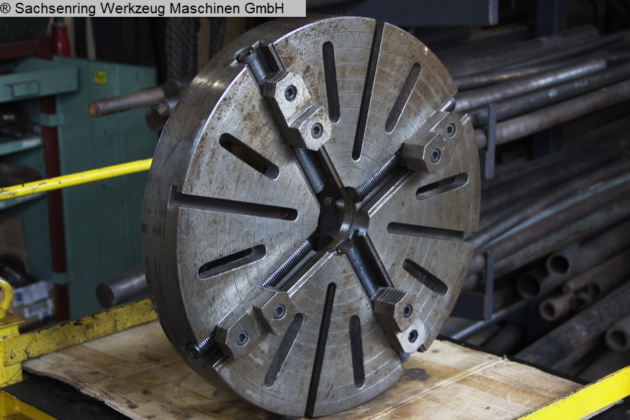 used Other accessories for machine tools Faceplate  Planscheibe
