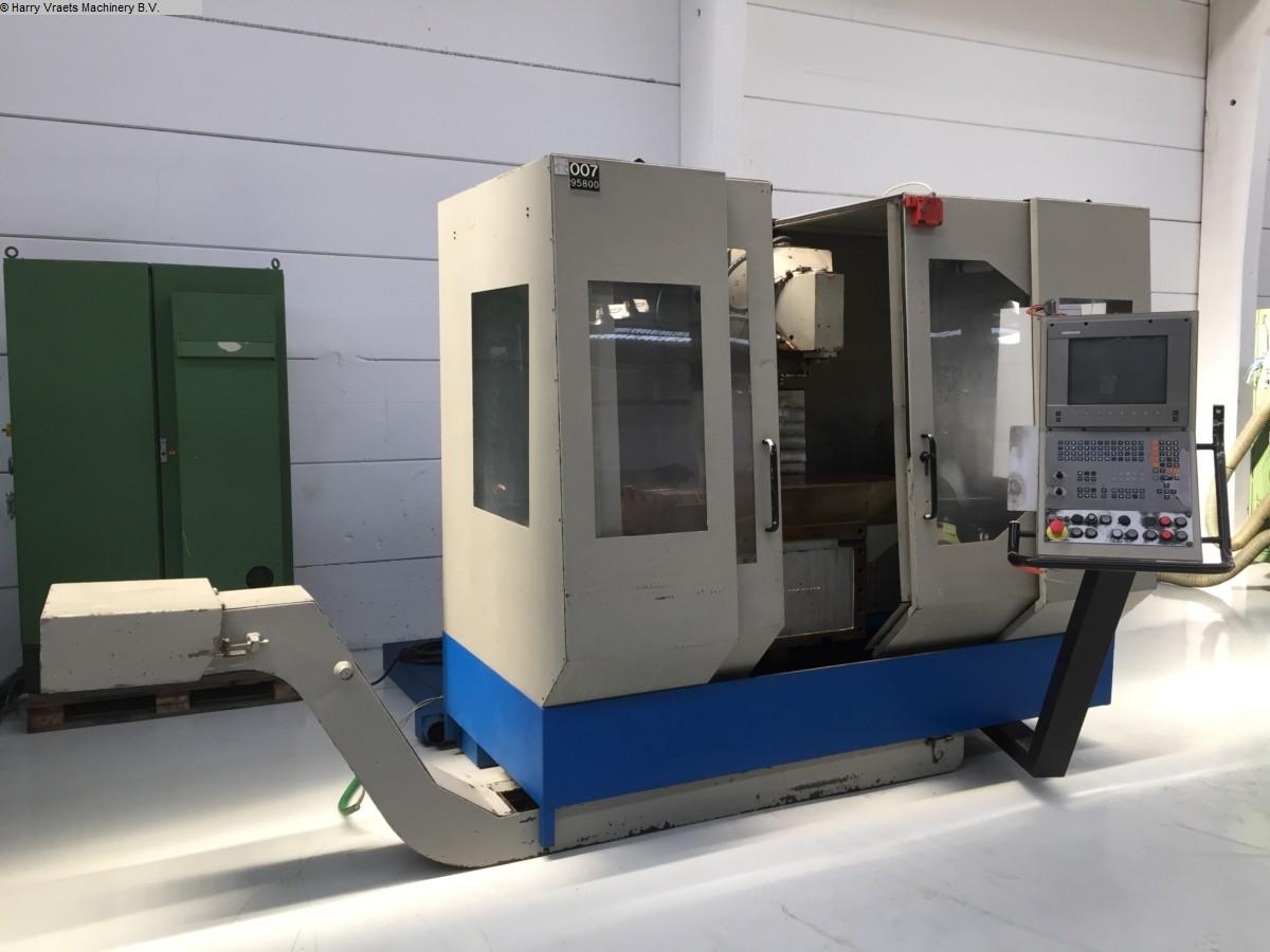 gebrauchte Maschine Bearbeitungszentrum - Universal TOS FGS 50 CNC B