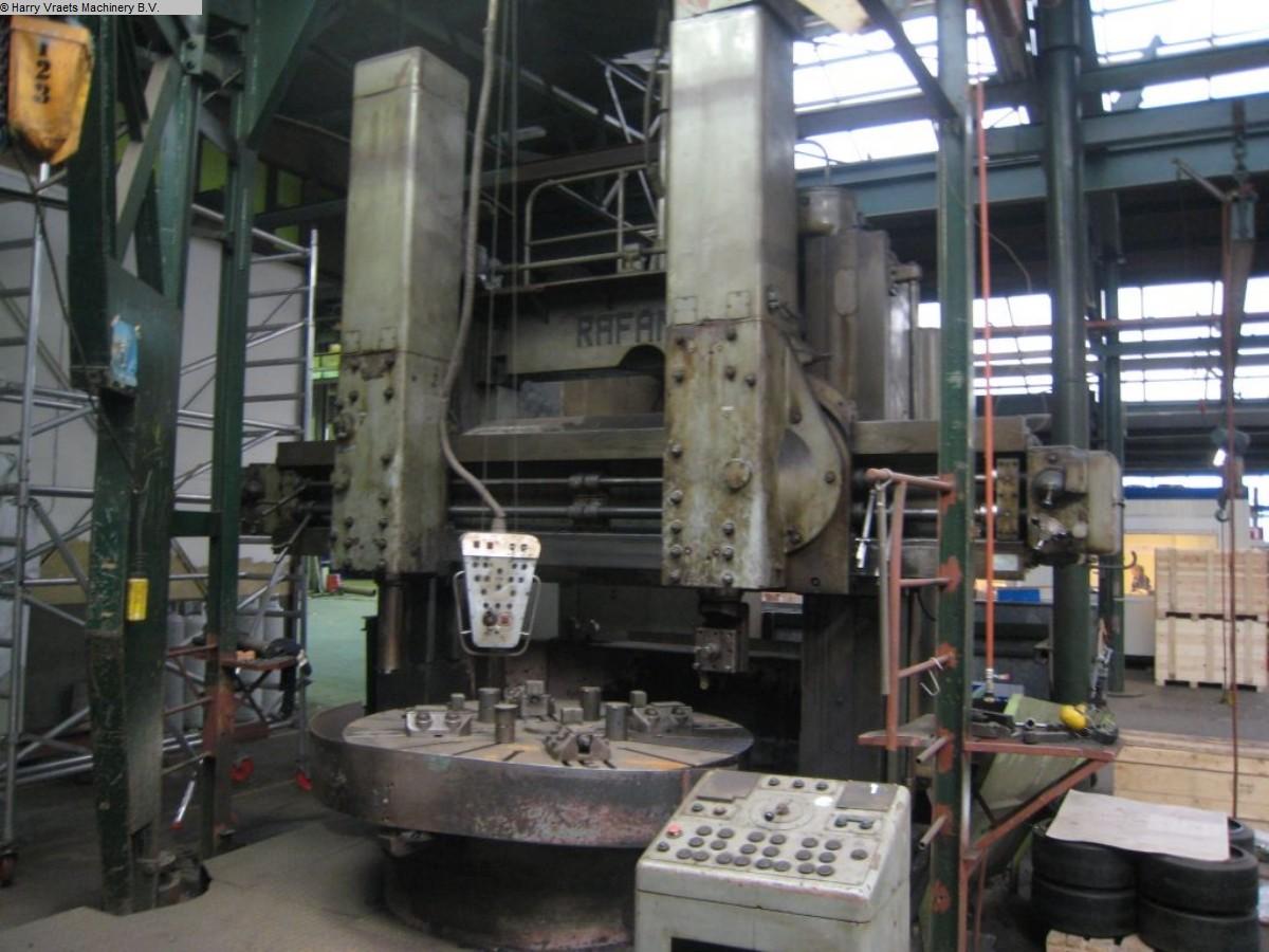 gebrauchte Maschine Karusselldrehmaschine - Doppelständer RAFAMET KCF 200