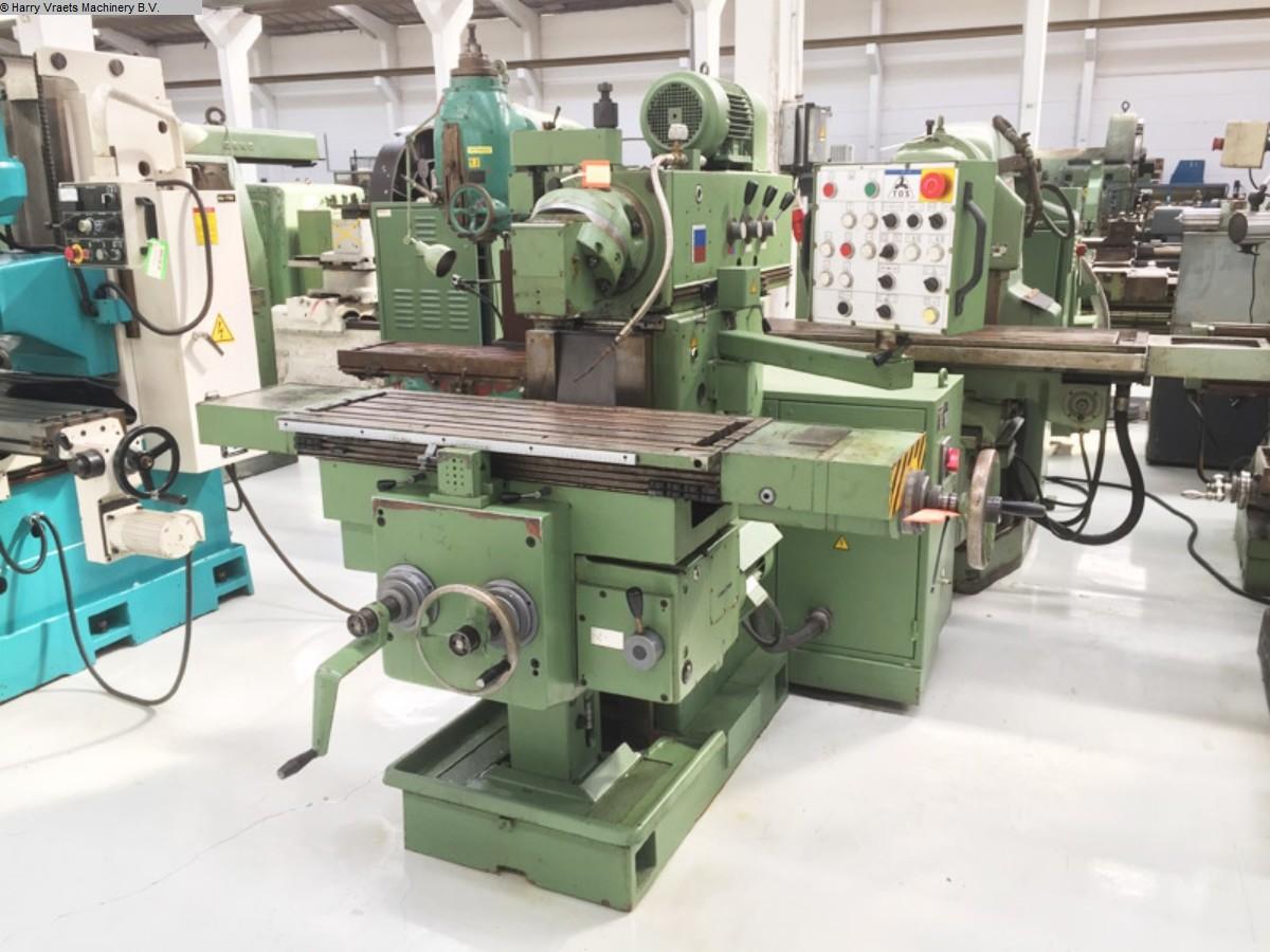 gebrauchte Maschine Bearbeitungszentrum - Universal TOS FGS 25/32