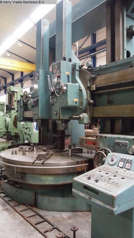 gebrauchte Maschine Karusselldrehmaschine - Doppelständer BLANSKO 25a