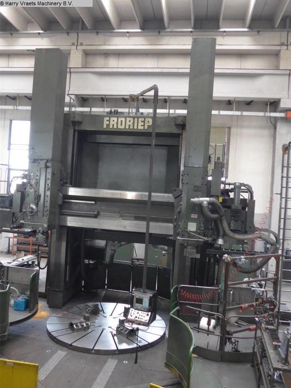gebrauchte Maschine Karusselldrehmaschine - Doppelständer FRORIEP KZ310 350-360