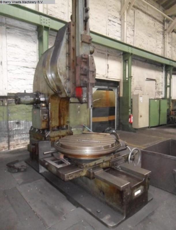 gebrauchte Maschine Nuten-Stossmaschine RAVENSBURG S 500