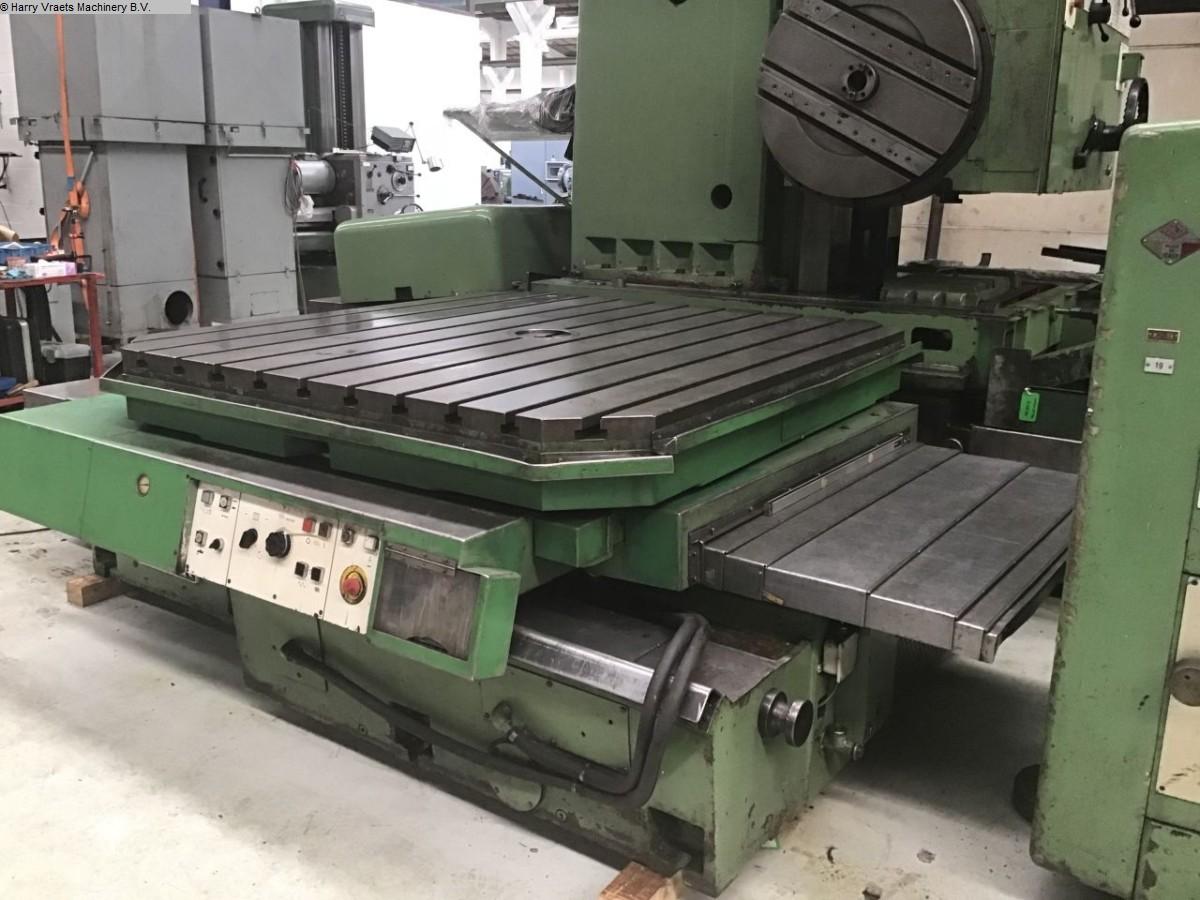 Máquina rotatoria usada - Boring UNION TI 1800