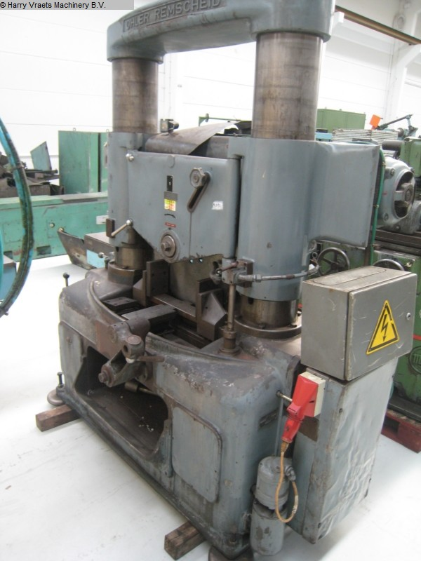 used Circular Sawing Machine - Automatic OHLER 630