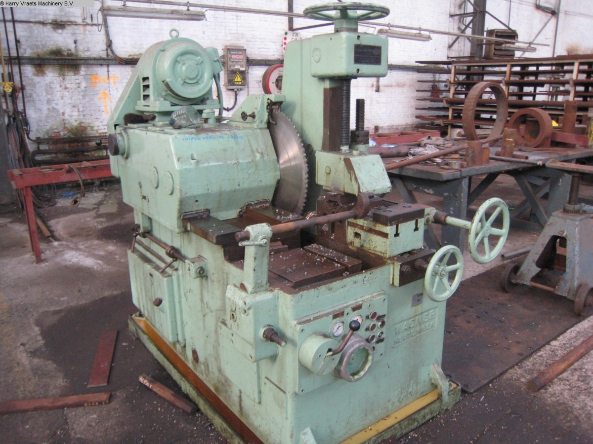 used Circular Sawing Machine - Automatic WAGNER