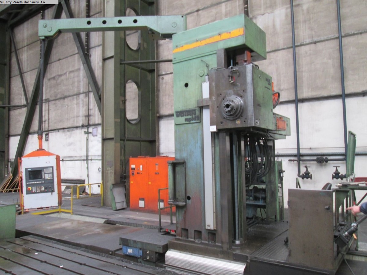 used Boring mills / Machining Centers / Drilling machines Floor Type Boring and Milling M/C - Hor. WOTAN Rapid 2 K