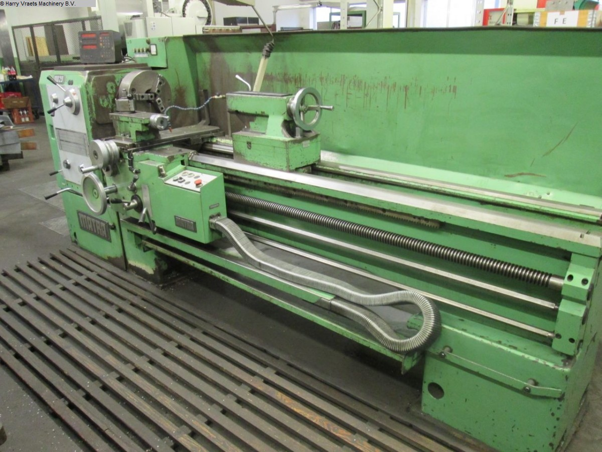used Center Lathe MATRA MD 29-S