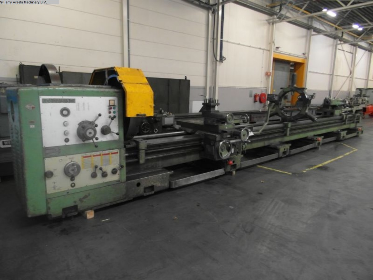 used Center Lathe MERLI CLOVIS 50