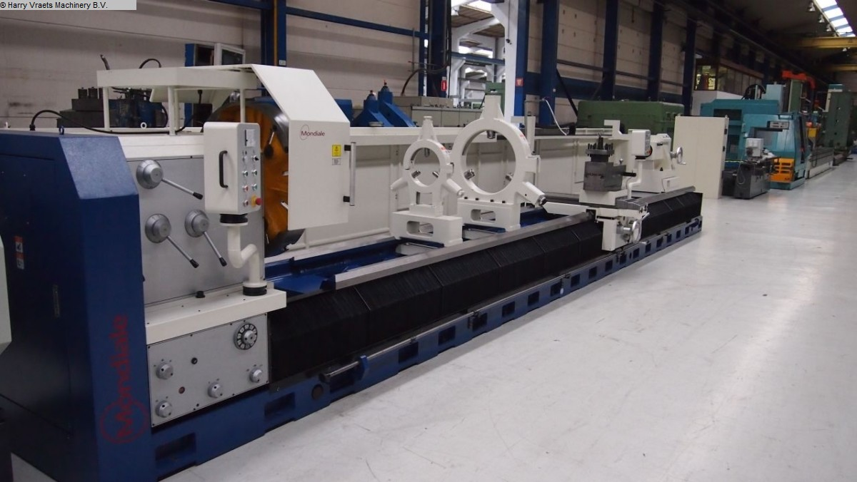 used Center Lathe MONDIALE Nordic 1300