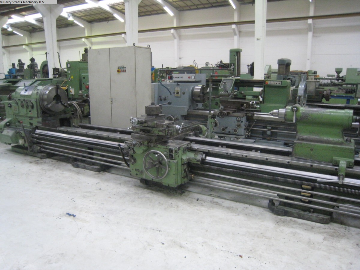 used Center Lathe OERLIKON DM4A