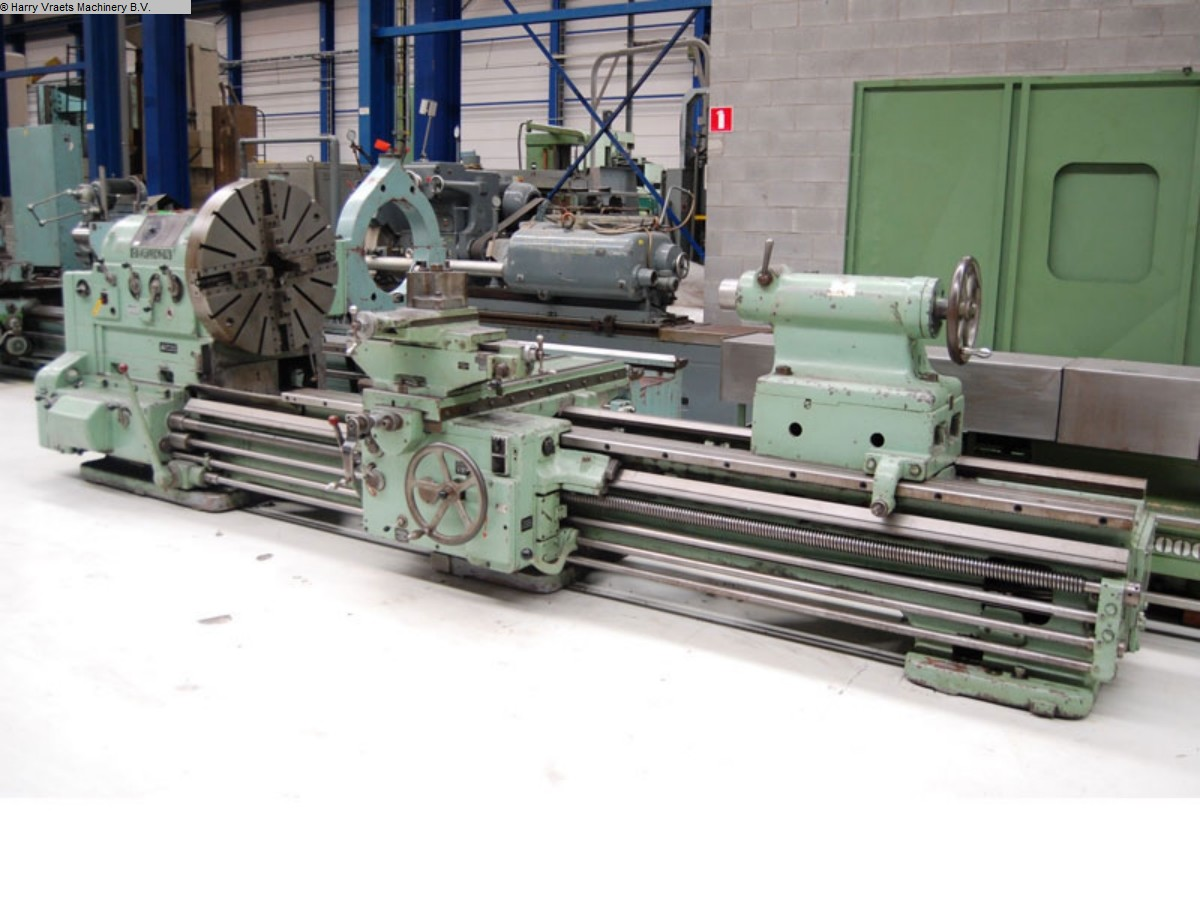 used Center Lathe OERLIKON DM4S